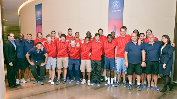 psg handball 2013