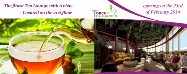 Torch Tea Garden
